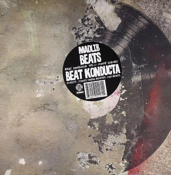 Madlib - Beat Konducta Vol. 1: Movie Scenes (Vinyl LP)