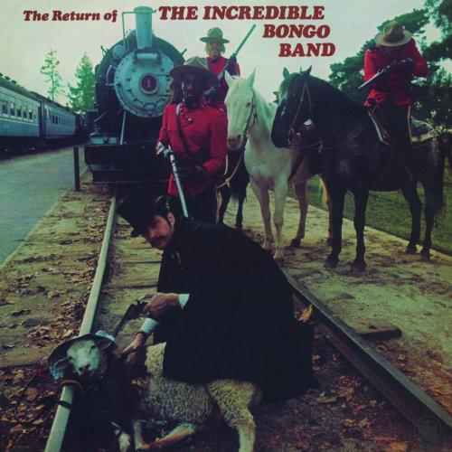 The Incredible Bongo Band – The Return Of The Incredible Bongo Band (Vinyl LP)