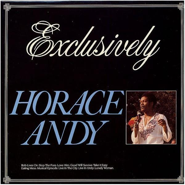 Horace Andy – Exclusively (Vinyl LP) - Rook Records