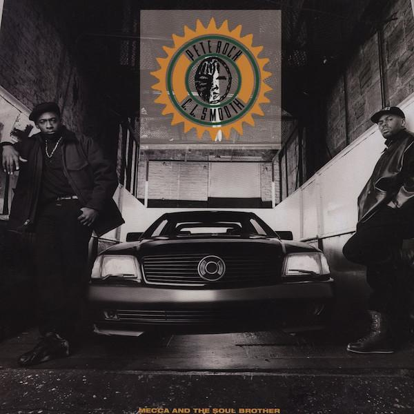 Pete Rock & C.L. Smooth – Mecca And The Soul Brother (Vinyl 2LP)
