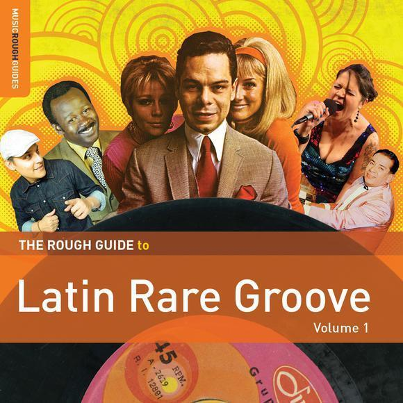 Various - The Rough Guide to Latin Rare Groove Volume 1 (Vinyl LP)