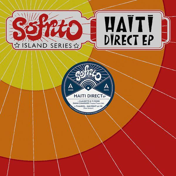 "Various – Haiti Direct EP (Vinyl 12"")"
