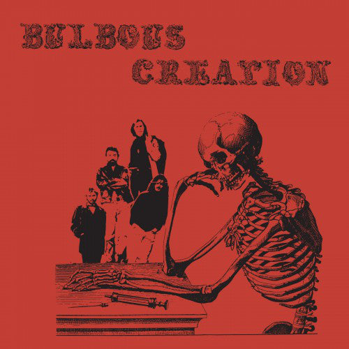 Bulbous Creation ‎– You Won't Remember Dying (Vinyl LP)
