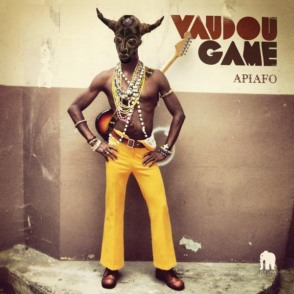 Vaudou Game – Apiafo (Vinyl LP)