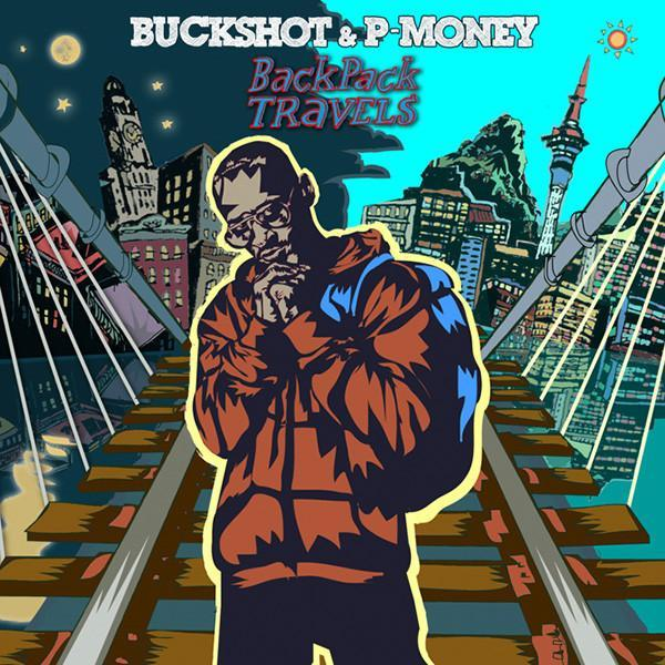 Buckshot & P-Money - Backpack Travels (Vinyl LP) - Rook Records