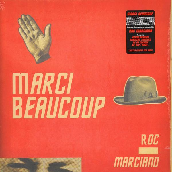 Roc Marciano - Marci Beaucoup (Vinyl 2LP)