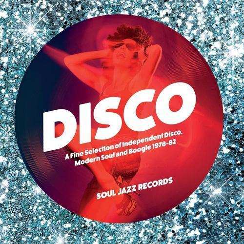 Various - Disco (A Fine Selection Of Independent Disco, Modern Soul & Boogie 1978-82) (Record A) (Vinyl 2LP)