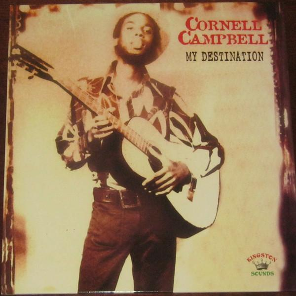 Cornell Campbell - My Destination (Vinyl LP) - Rook Records
