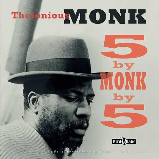 Thelonious Monk - 5 By Monk By 5 (Vinyl LP)
