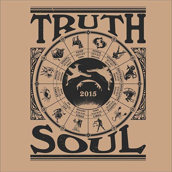 Various – Truth & Soul 2015 Forecast Sampler (Vinyl 10'')