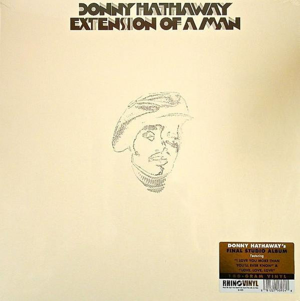 Donny Hathaway - Extension of a Man (Vinyl LP) - Rook Records