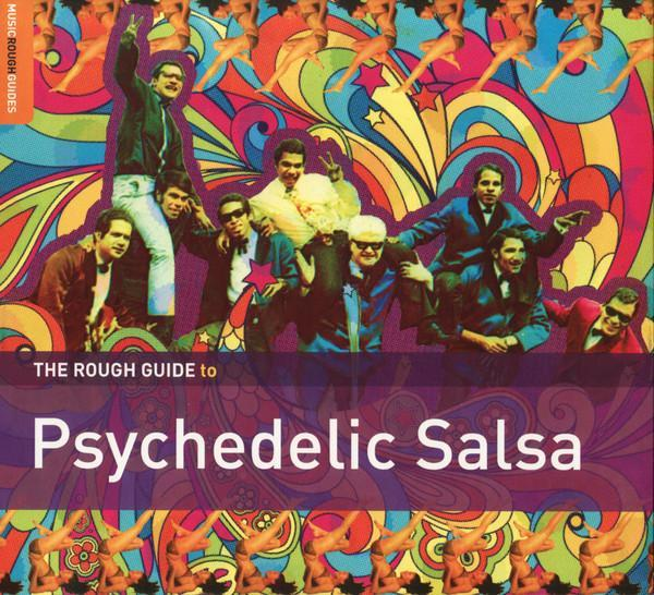 Various - The Rough Guide to Psychedelic Salsa (Vinyl LP)