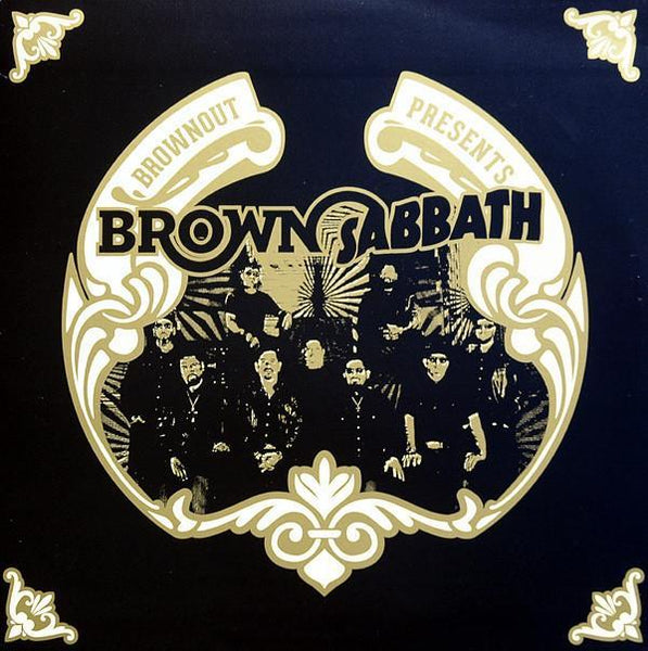 Brownout – Brownout Presents Brown Sabbath (Vinyl 2LP) - Rook Records