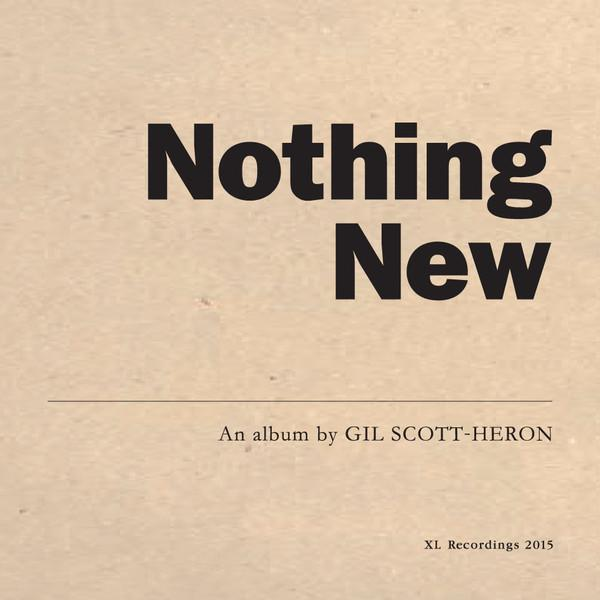 Gil Scott-Heron - Nothing New (Vinyl LP) - Rook Records