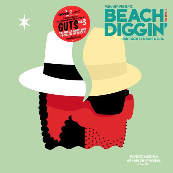 Various – Pura Vida Presents: Beach Diggin' Volume 3 (Vinyl 2LP)