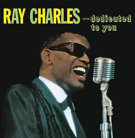 Ray Charles – ...Dedicated To You (Vinyl LP)