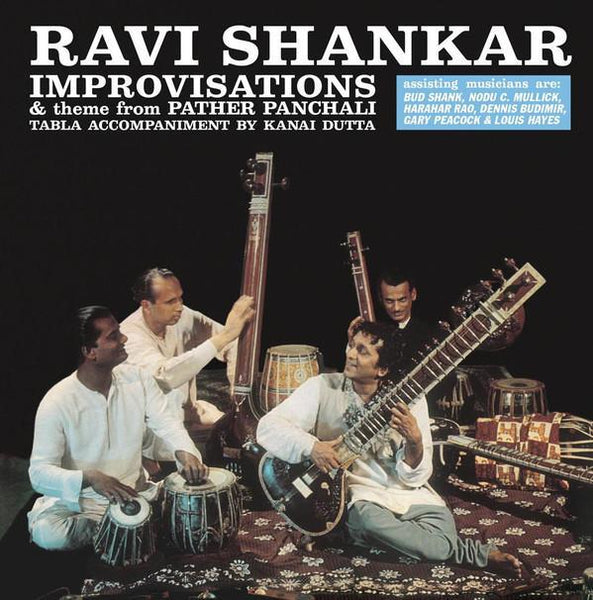 Ravi Shankar - Improvisations and Theme From Pather Panchali (Vinyl LP)
