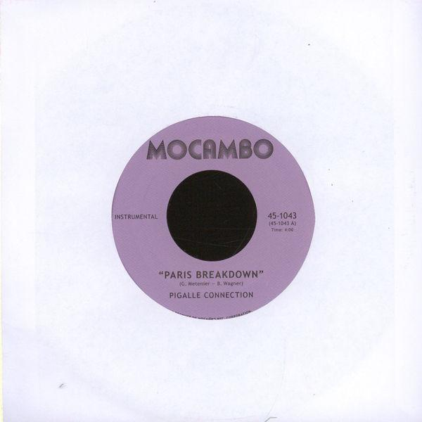 "Pigalle Connection - Paris Breakdown (Vinyl 7"")"