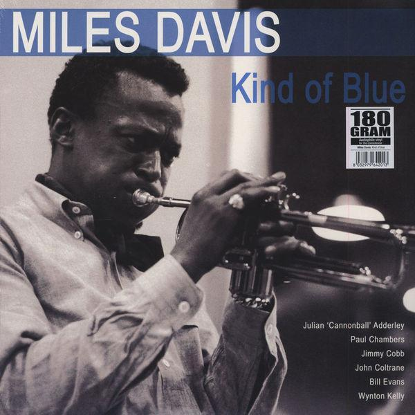 Miles Davis - Kind Of Blue (Vinyl LP)