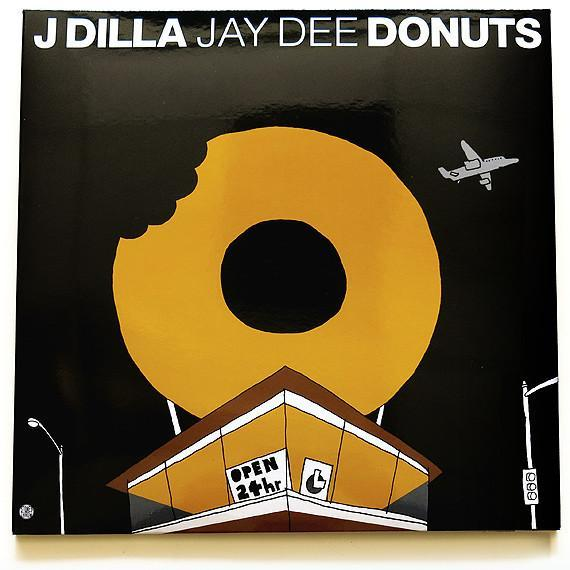 J Dilla - Donuts (10th Anniversary Gatefold Edition) (Vinyl 2LP) - Rook Records
