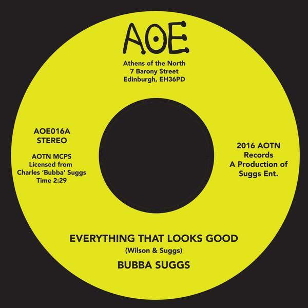 Bubba Suggs - Everything That Look's Good (Vinyl 7'') - Rook Records