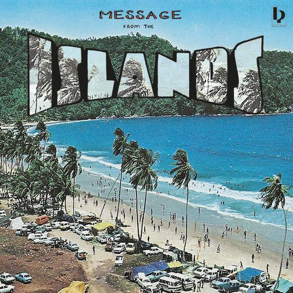 Various - Message From The Islands (Vinyl LP)