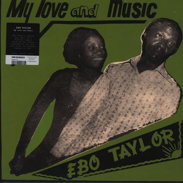 Ebo Taylor – My Love And Music (Vinyl LP)