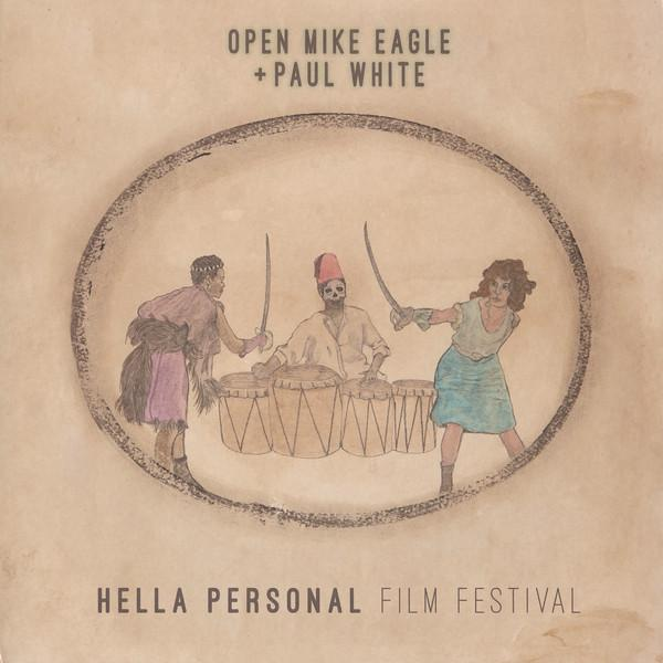 Open Mike Eagle and Paul White – Hella Personal Film Festival (Vinyl LP)