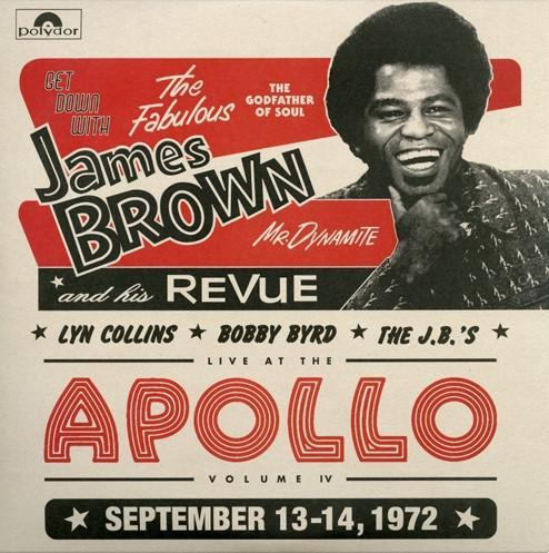 James Brown, Lyn Collins, Bobby Byrd - Get Down With James Brown: Live At The Apollo Vol. IV (Vinyl 2LP) - Rook Records