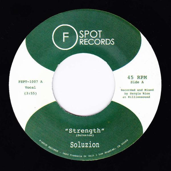 Soluzion – Strength (Vinyl 7'')