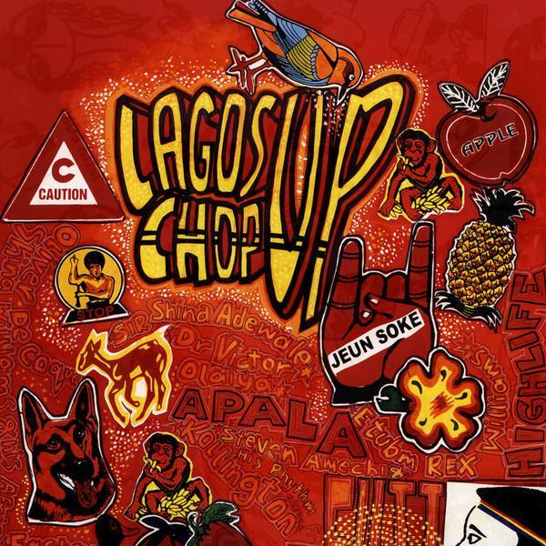 Various – Lagos Chop Up (Vinyl 2LP)