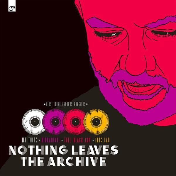 Various - Nothing Leaves The Archive (Vinyl 2 x 7'')