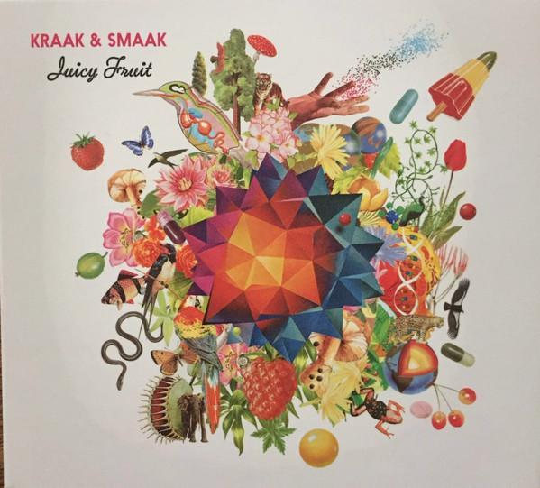 Kraak & Smaak - Juicy Fruit (Vinyl LP) - Rook Records