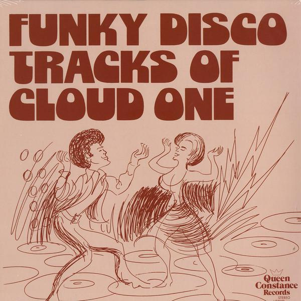 Cloud One - Funky Disco Tracks of Cloud One (Vinyl LP) - Rook Records