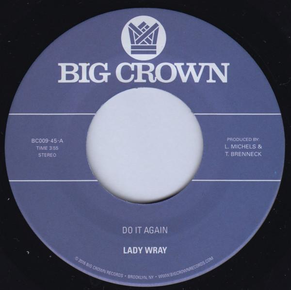 "Lady Wray – Do It Again / In Love (Don't Mess Things Up) (Vinyl 7"")"