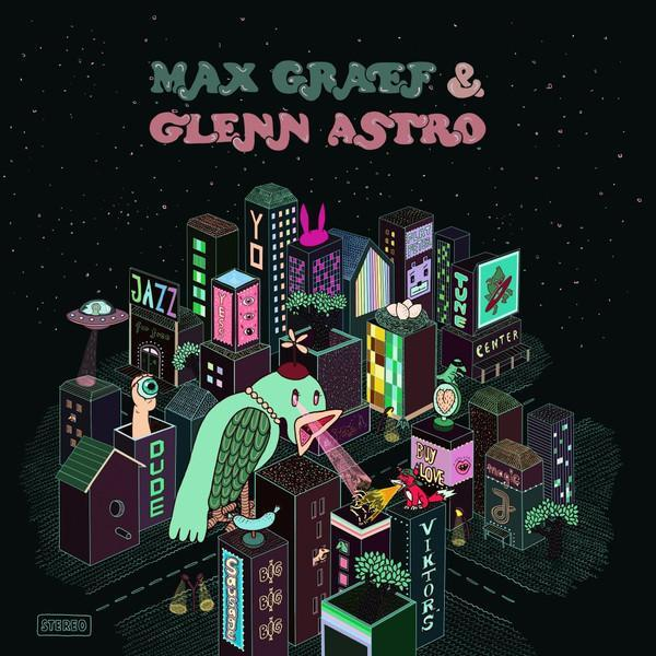 Max Graef & Glenn Astro - The Yard Work Simulator (Vinyl 2LP)