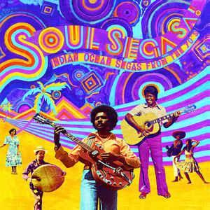 Various – Soul Sega Sa ! Indian Ocean Segas From The 70's (Vinyl LP)