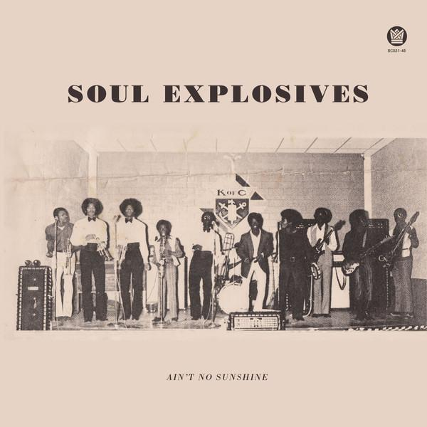 "Soul Explosives – Tryin To Get Down (Vinyl 7"")"