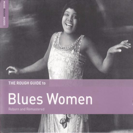 Various - Rough Guide to Blues Women (Vinyl LP)
