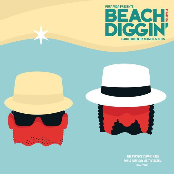 Various – Pura Vida Presents: Beach Diggin' Volume 4 (Vinyl 2LP)