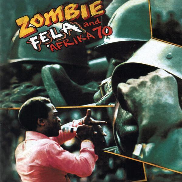 Fẹla Kuti And The Afrika 70 – Zombie (Vinyl LP)