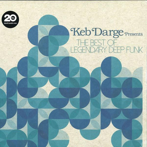 Keb Darge – The Best Of Legendary Deep Funk (Vinyl 2LP)