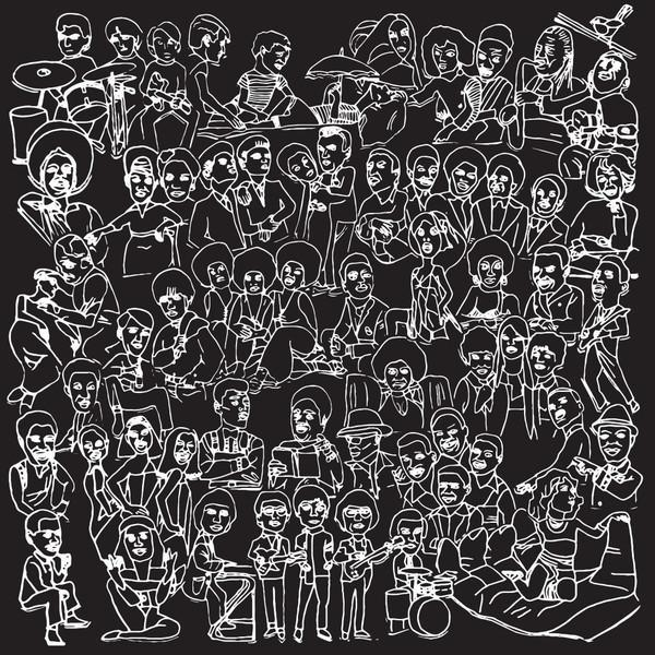 Romare – Love Songs: Part Two (Vinyl 2LP)