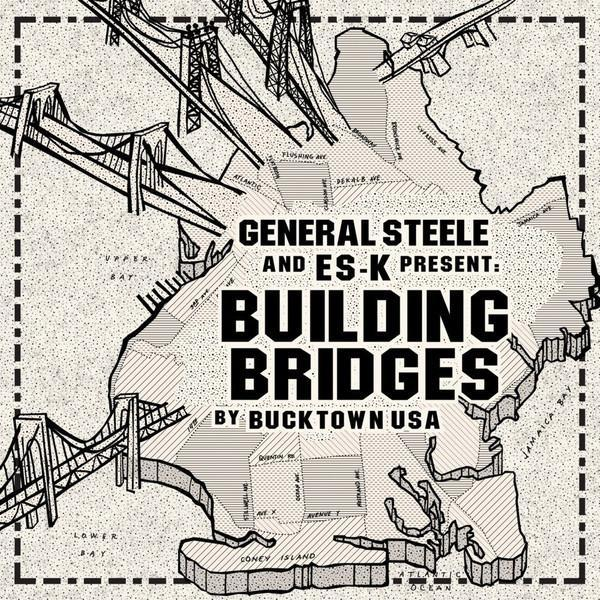 Steele, Es-K – Building Bridges (Vinyl LP)