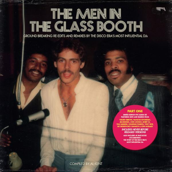 Various ‎– The Men In The Glass Booth (Part One) (Vinyl 5xLP Box)