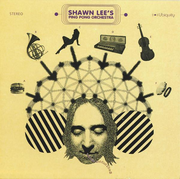 Shawn Lee's Ping Pong Orchestra – Voices And Choices (Vinyl 2LP)