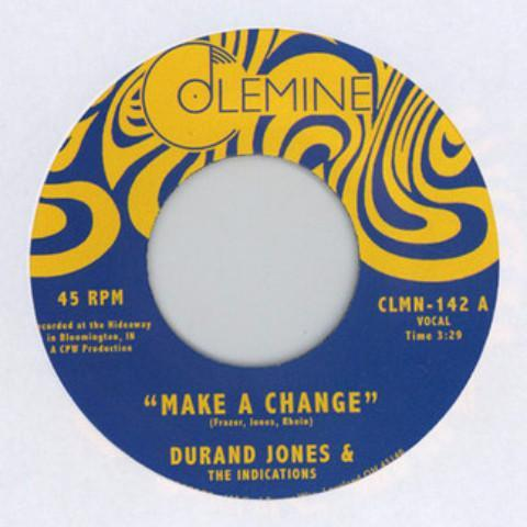 Durand Jones & The Indications – Make A Change (Vinyl 7