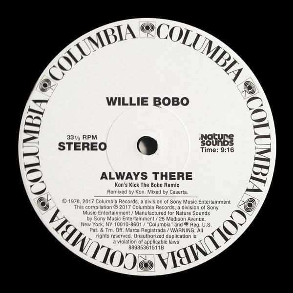 "Willie Bobo – Always There (Vinyl 12"")"