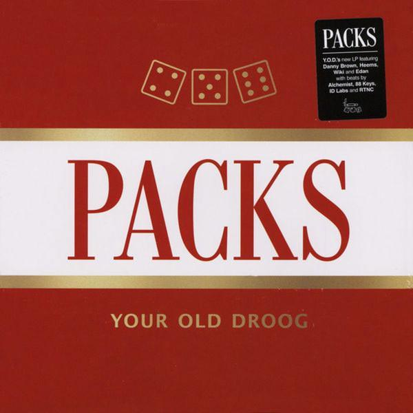 Your Old Droog – Packs (Vinyl LP)