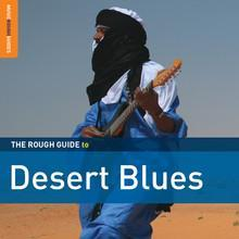 Various ‎– The Rough Guide To Desert Blues (Vinyl LP)